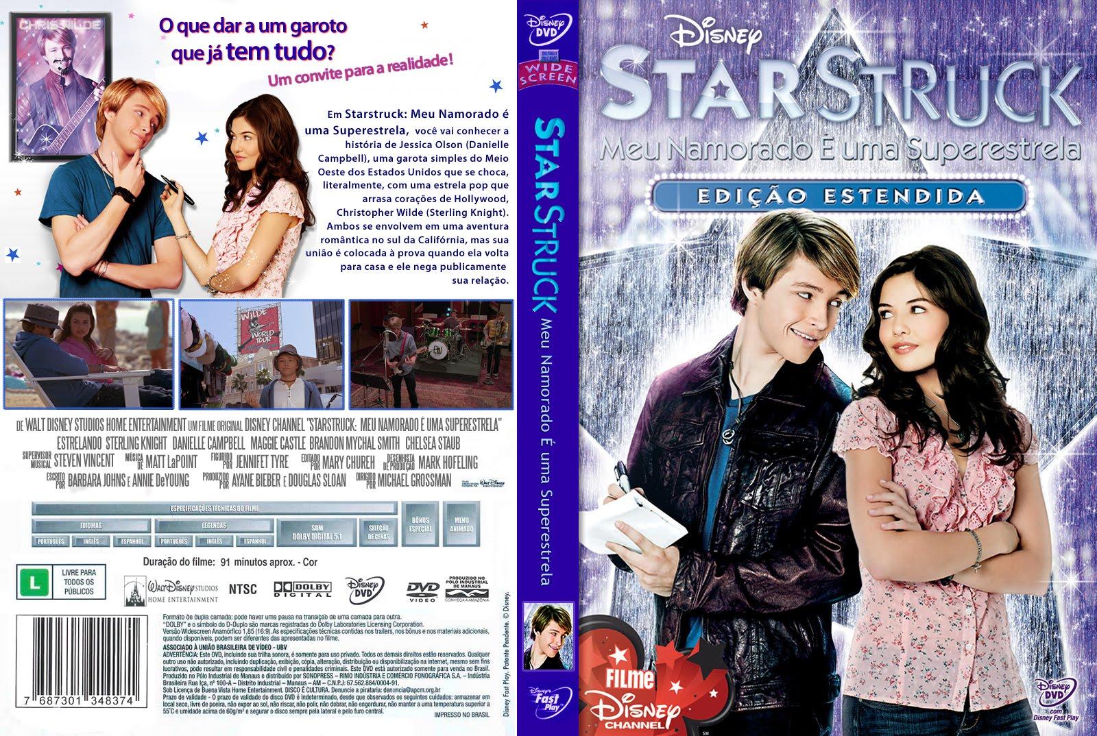 musicas do filme starstruck