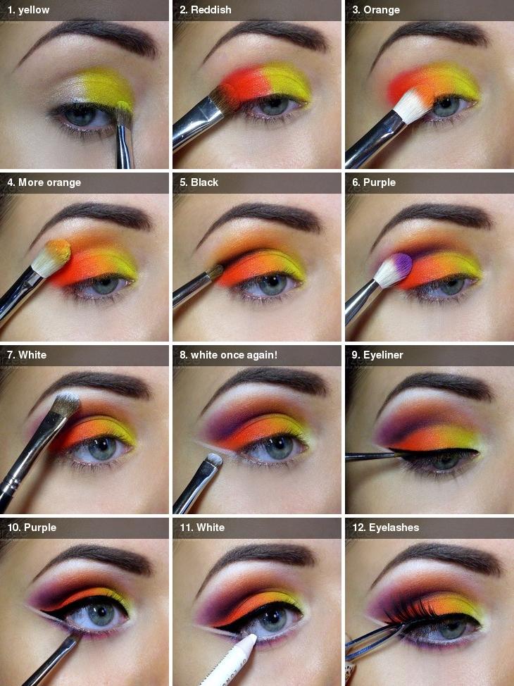 Preferência Comofaz: Maquiagens para o Carnaval! – Ideias de Menina – tudo  QR39