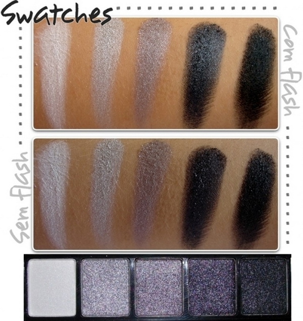 swatches paleta fenzza