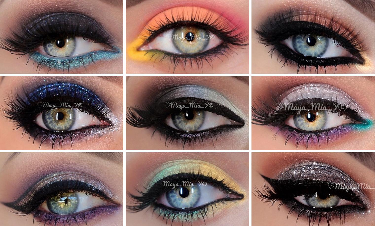 maquiagens perfeitas