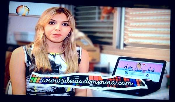 ideias de menina na puc tv entrevista