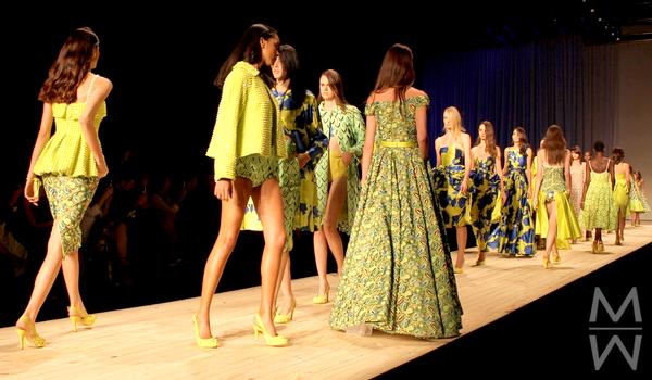 minas trend preview vlog como é um desfile de moda