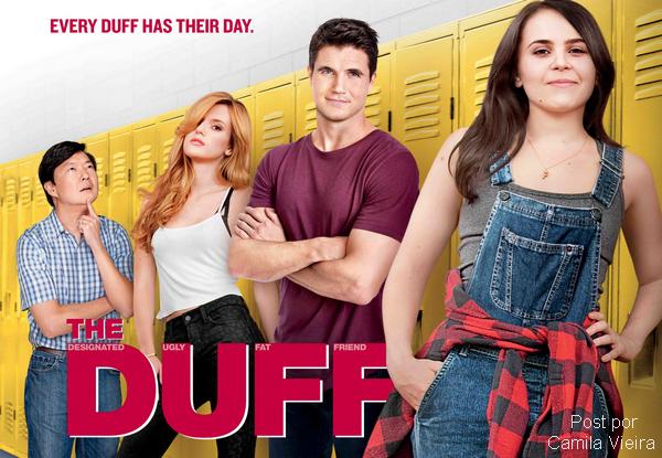 the duff filme resenha