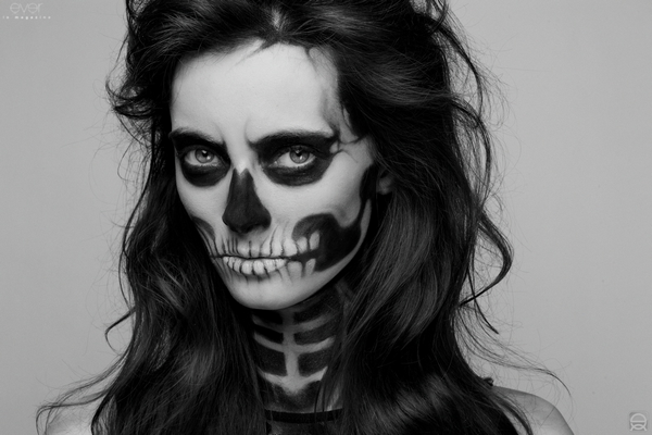 maquiagem halloween dicas