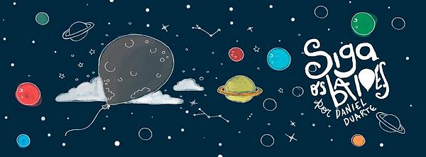 <font color='#f21696'>Siga os balões:</font> Ilustrações inspiradoras e positivas para melhorar o seu dia!