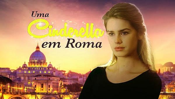 resenha minisserie uma cinderella em roma filme