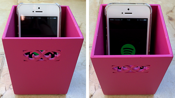 <font color='#f21696'>TRUQUE:</font> Como aumentar a música do celular