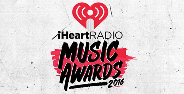 maquiagens famosas celebridades i heart music awards 2016 premiaçao