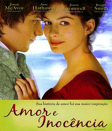 <font color='#f21696'>FILME:</font> Amor e Inocência
