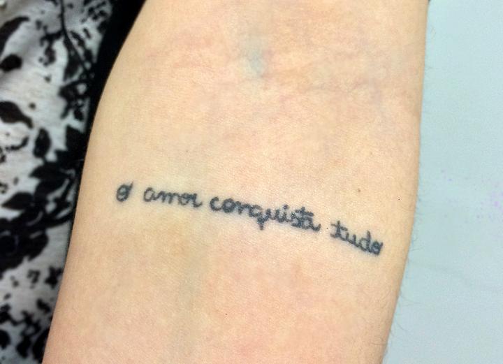 Tudo Sobre Minhas Novas Tatuagens Ideias De Menina Tudo